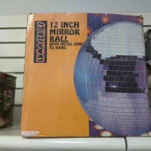 Disco Mirror Ball (12″) $10.00+