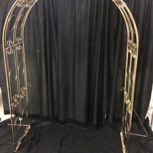 Arch brass, deep
