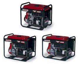 Baldor 3000W Generator