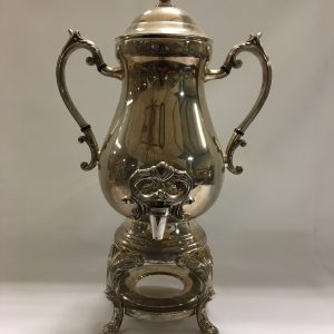 Coffee Urn Silverplate 25cup