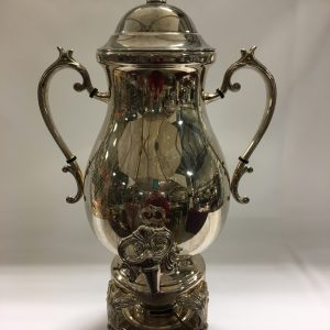 Coffee Urn Silverplate 55cup