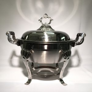 Chafing Dish 4qt. Chicago Round