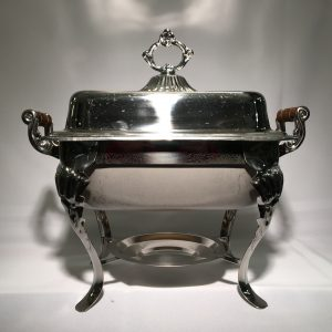Chafing Dish 4qt. Chicago Square