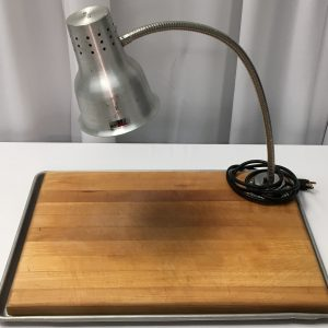 Heated Carving Station