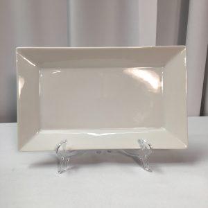 Platter Medium White
