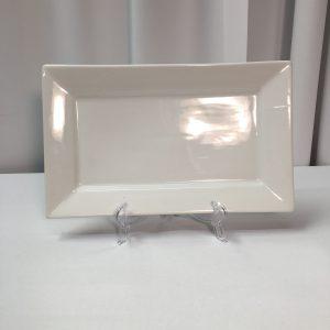 Platter Large White