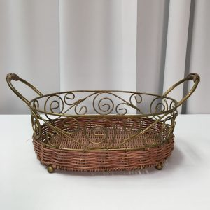 Bread Basket Ornate