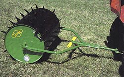 Tow Behind Spike Aerator