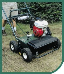 Lawn Solutions Slit-Seeder Wheel Driven